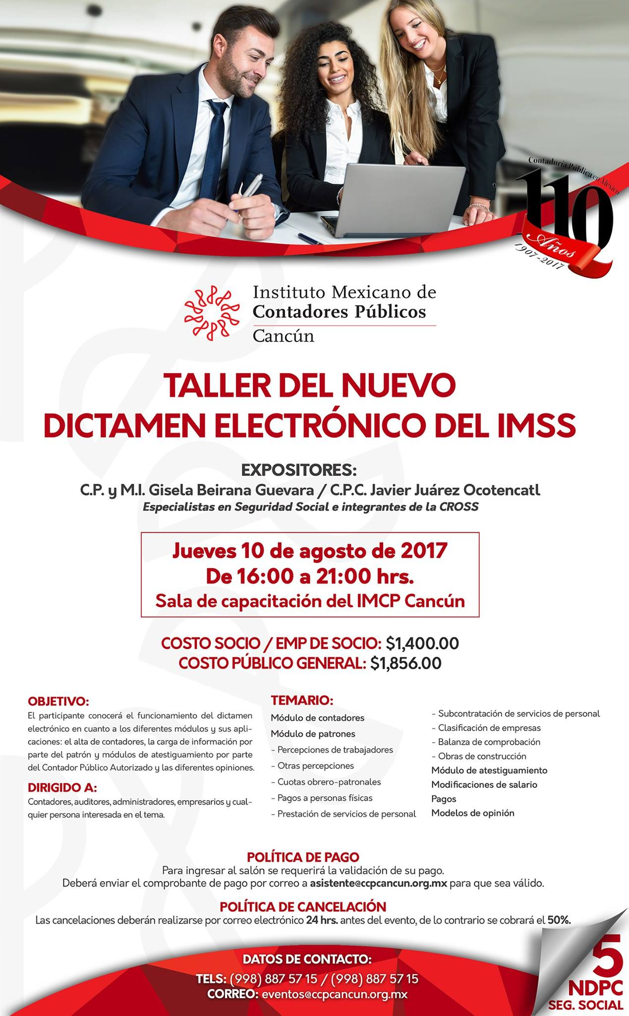 Dictamen electronico